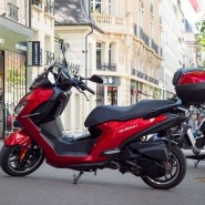 PEUGEOT PULSION 125 ALLURE RED ULTIMATE
