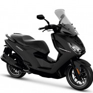 PEUGEOT PULSION 125 ACTIVE BLACK