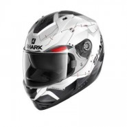 CASCO SHARK RIDILL 1.2 MECCA (HE0537WKR / Mecca / White Black Red/WKR))