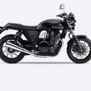 HONDA CB1100 RS NEGRE DARKNESS METÁLICO (NH-463)