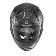 CASCO RIDILL 1.2 DRIFT-R MAT Black Anthrac Silver HE0536EKAS
