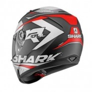 CASCO RIDILL 1.2 STRATOM MAT Black white red HE0543EKWR