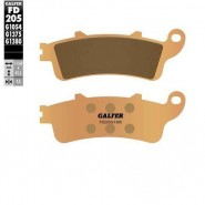 FD205G1380 PASTILLAS DE FRENO MOTO GALFER (SINTER SCOOTER BRAKE PADS)