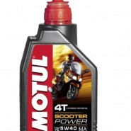 MOTUL SCOOTER POWER 4T 5W-40 MA 1 LTS