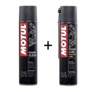 MOTUL MC CARE™ C4 CHAIN LUBE FL 400 ML (PACK 2)