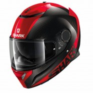 CASC INTEGRAL SHARK SPARTAN CARB 1.2 SKIN Carbon Red Red