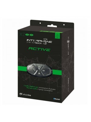 INTERPHONE ACTIVE (PACK 2 ACTIVE)