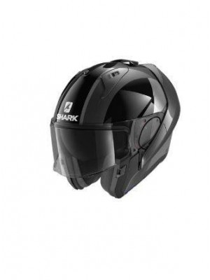 CASCO ABATIBLE SHARK EVO ES ENDLESS Anthracite Black Anthracite NEW HE9806EAKA