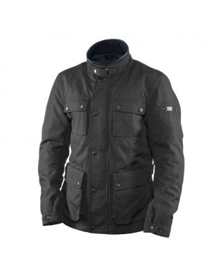 CHAQUETA IXS LONDON 2 EVO NEGRO