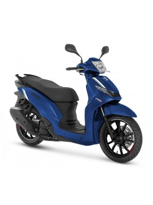 PEUGEOT BELVILLE RS 125 4T (Electric Blue) 2020