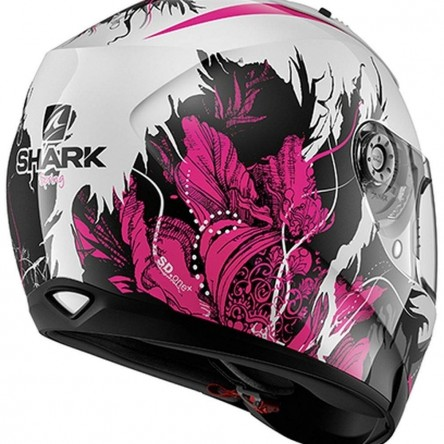 CASC SHARK INTEGRAL RIDILL 1.2 SPRING WHITE / BLACK / VIOLET