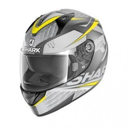 CASC INTEGRAL SHARK RIDILL 1.2 STRATOM MAT Anthracite Anthracite Yellow HE0543EAAY
