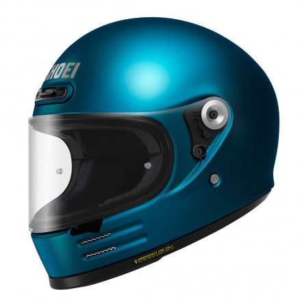CASCO SHOEI GLAMSTER LAGUNA BLUE