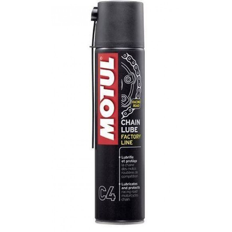 MOTUL MC CARE™ C4 CHAIN LUBE FL 400 ML