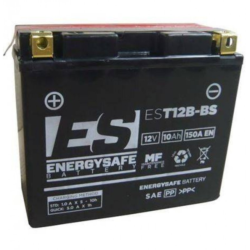 BATERIA ENERGY SAFE EST12B-BS 12V/10AH